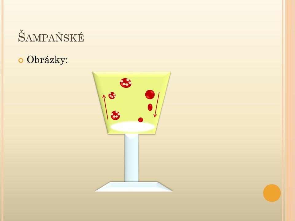 Šampaňské Obrázky: