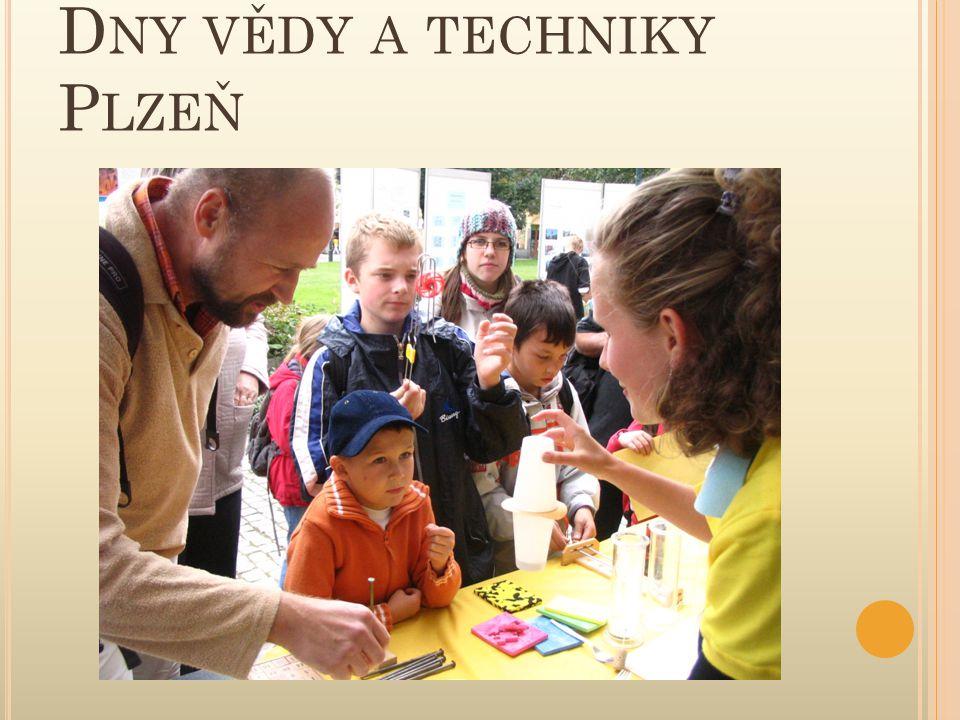 Dny vědy a techniky Plzeň