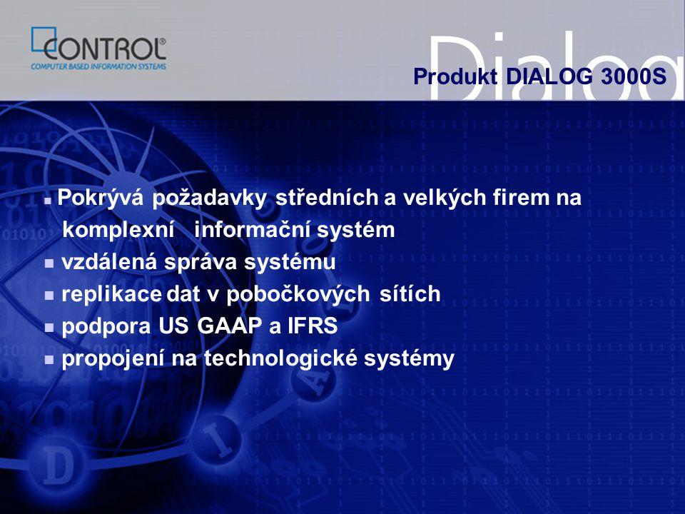 komplexní informační systém vzdálená správa systému