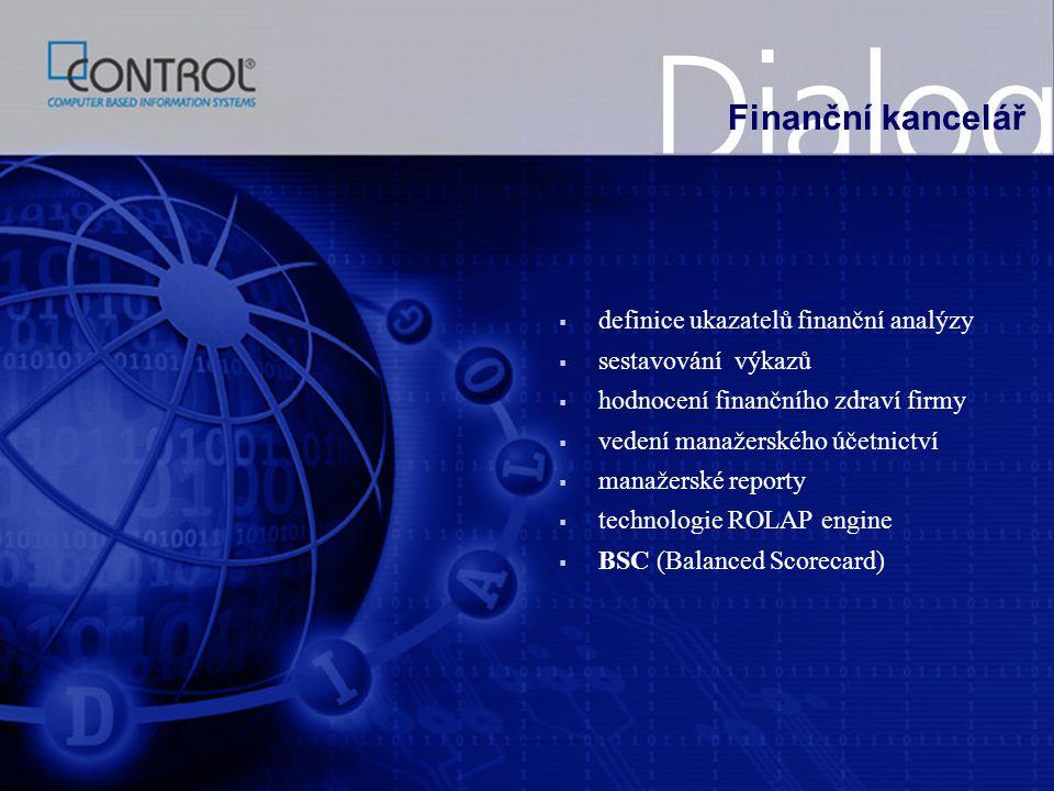 Finanční kancelář definice ukazatelů finanční analýzy