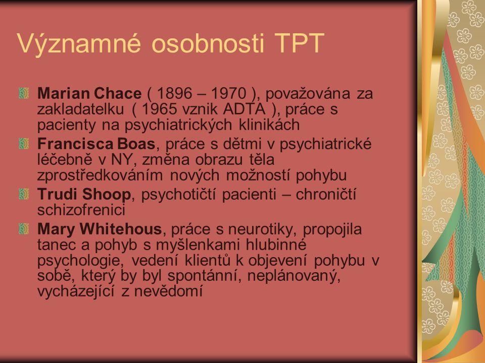 Významné osobnosti TPT