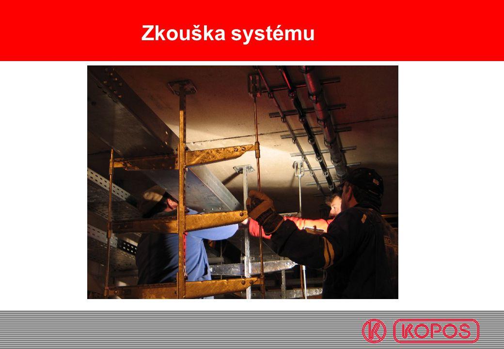 Zkouška systému