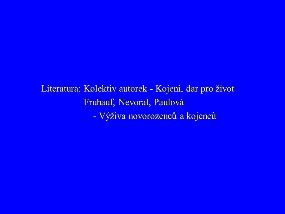 Literatura: Kolektiv autorek - Kojení, dar pro život