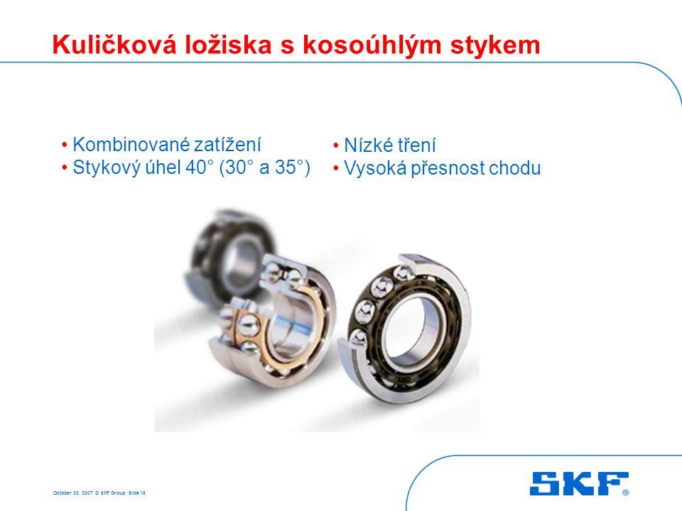 SKF Explorer Velmi čistá ocel Jedinečný proces tepelného zpracování