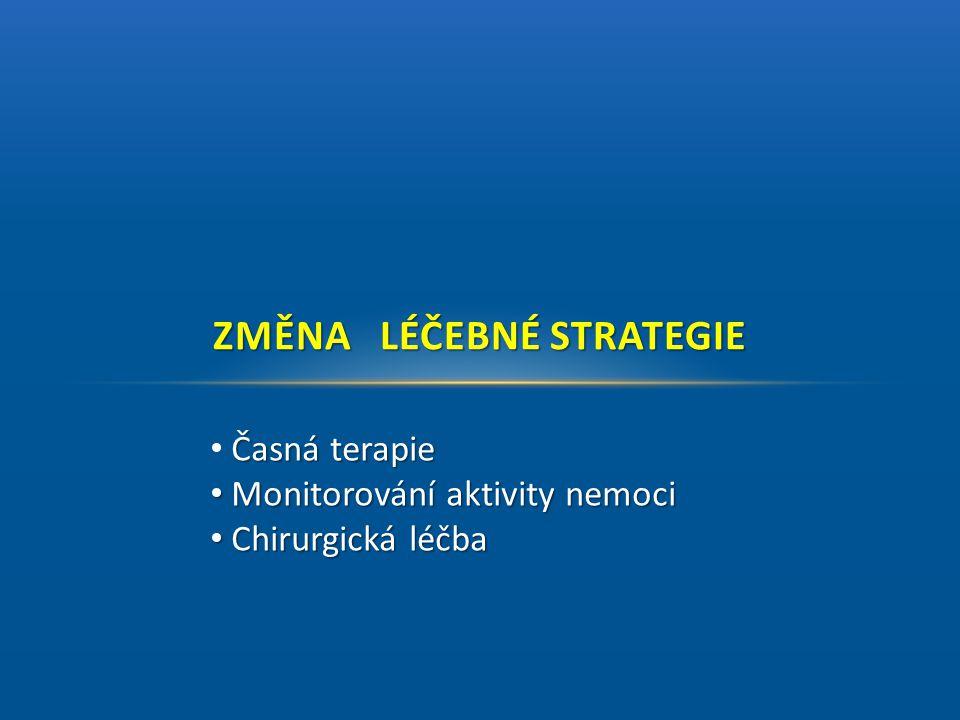 Změna léčebné strategie