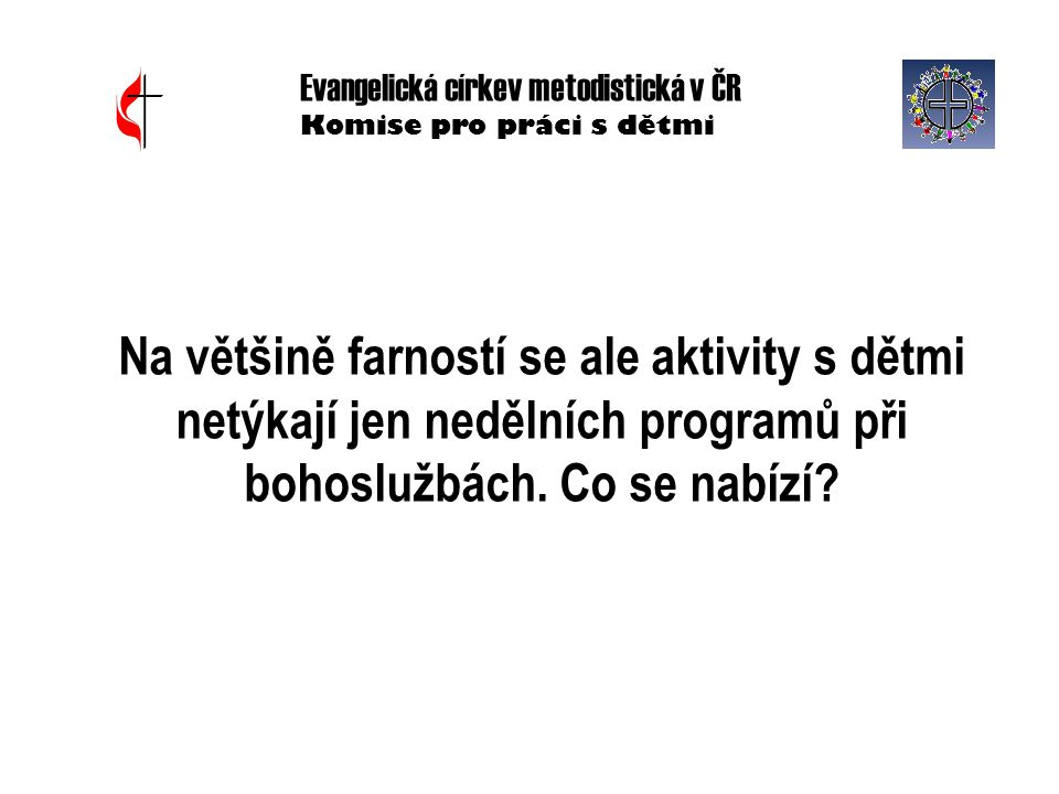 Evangelická církev metodistická v ČR