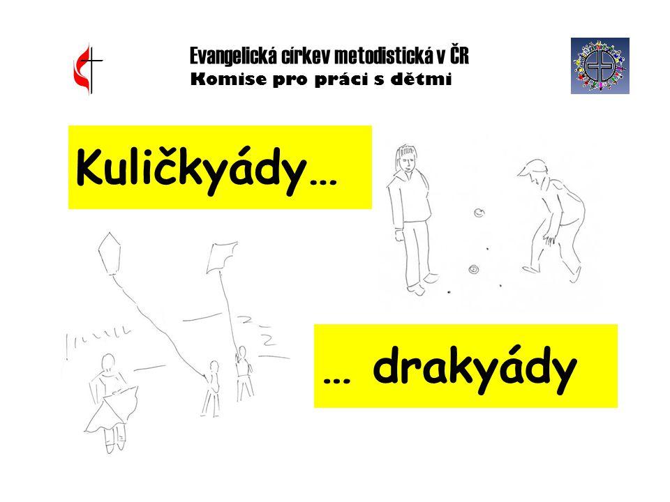Kuličkyády… … drakyády Evangelická církev metodistická v ČR