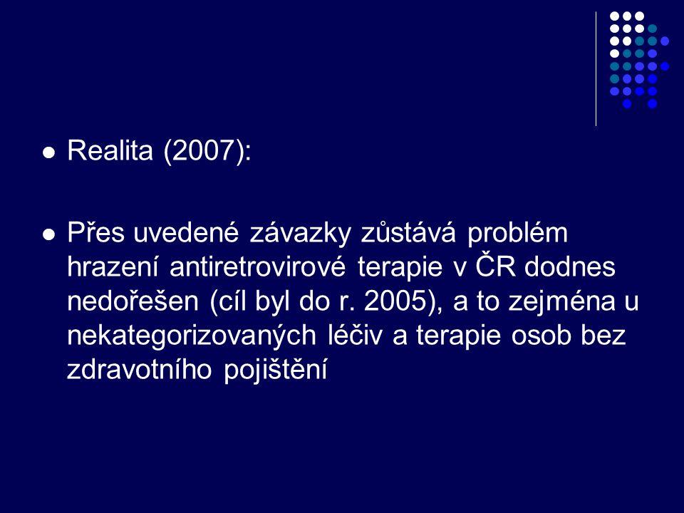 Realita (2007):