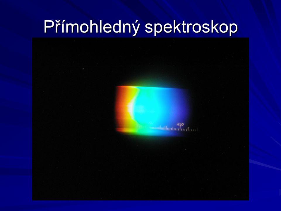 Přímohledný spektroskop