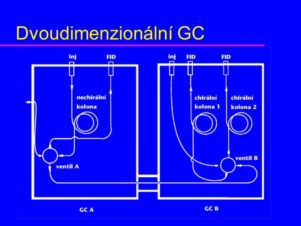 Dvoudimenzionální GC