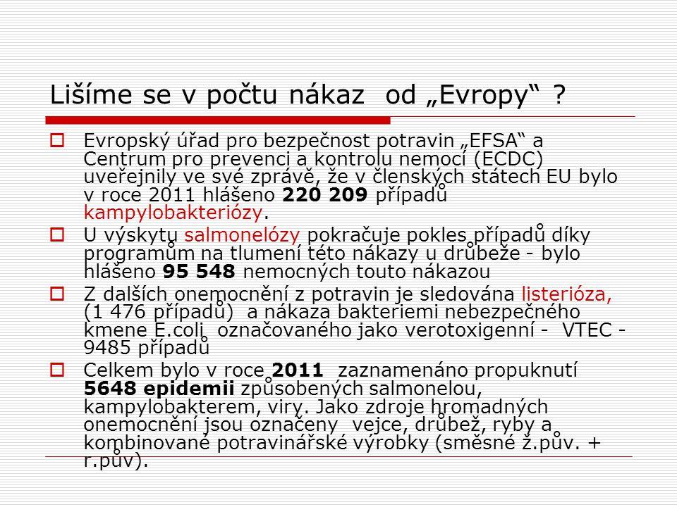 """Lišíme se v počtu nákaz od """"Evropy"""