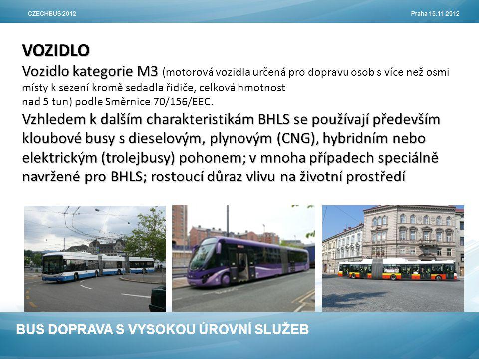 CZECHBUS 2012 Praha 15.11.2012 VOZIDLO.