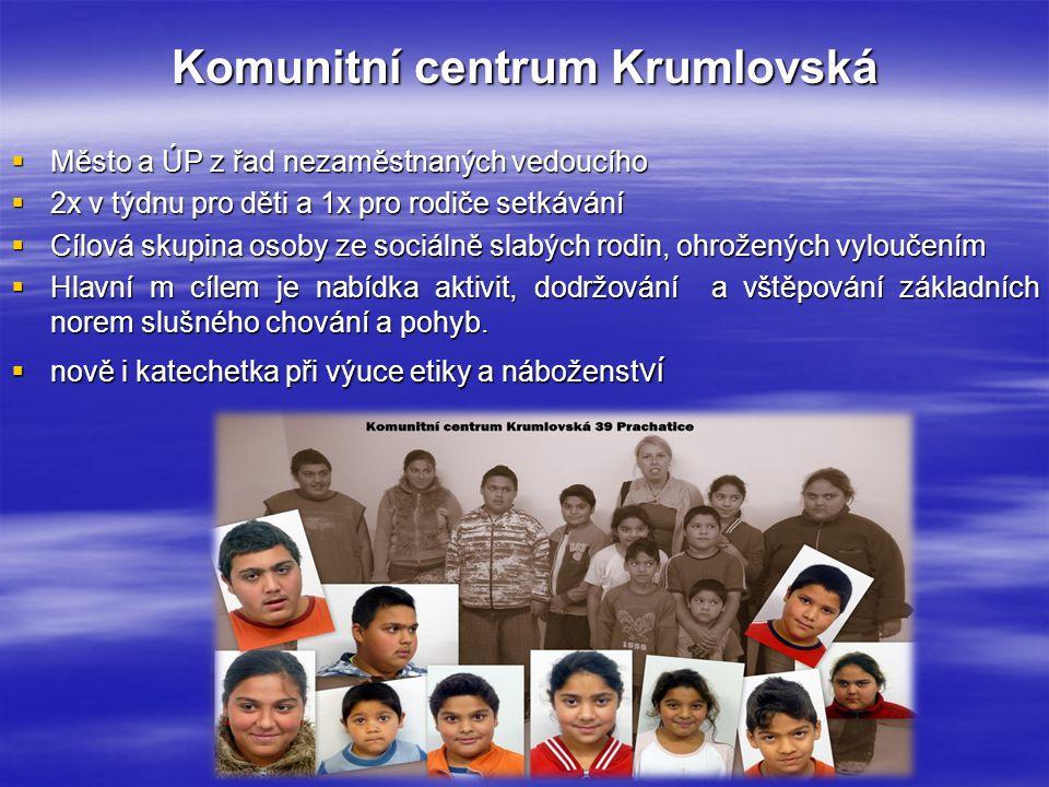 Komunitní centrum Krumlovská
