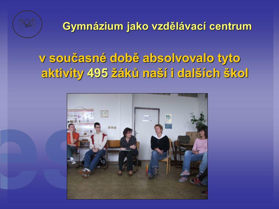 Gymnázium jako vzdělávací centrum