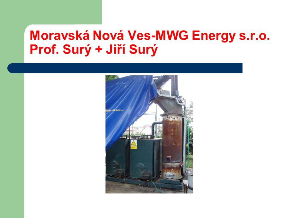 Moravská Nová Ves-MWG Energy s.r.o. Prof. Surý + Jiří Surý