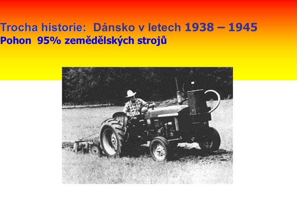 Trocha historie: Dánsko v letech 1938 – 1945
