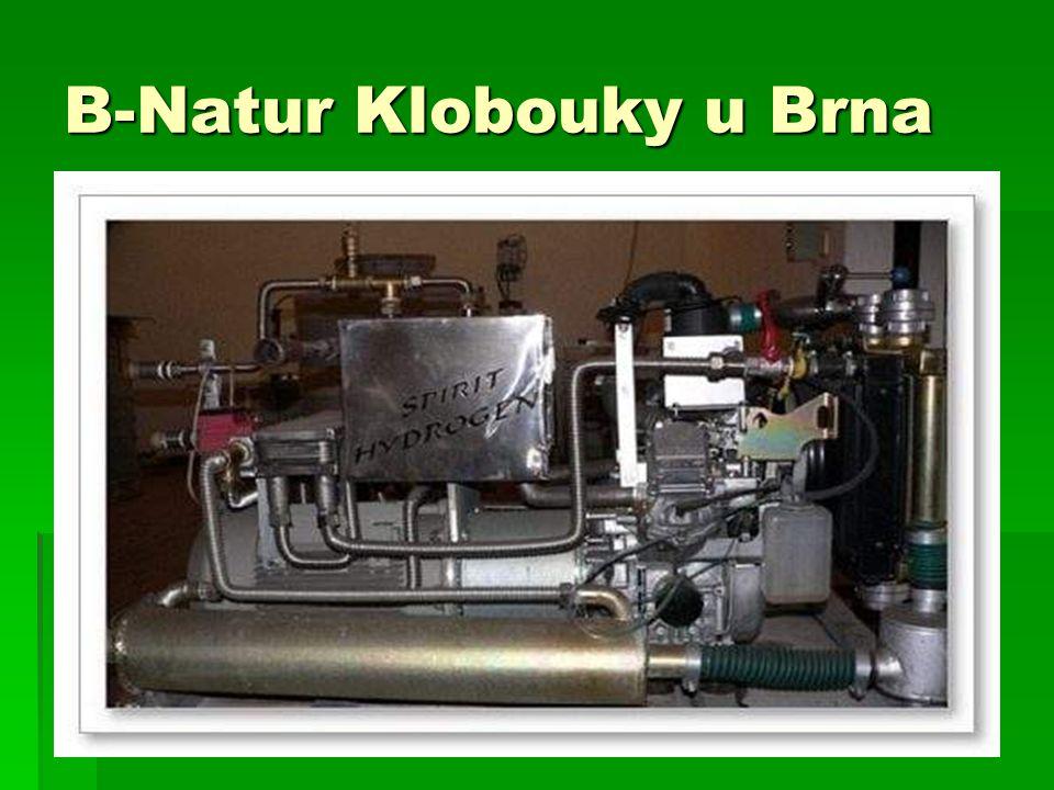 B-Natur Klobouky u Brna