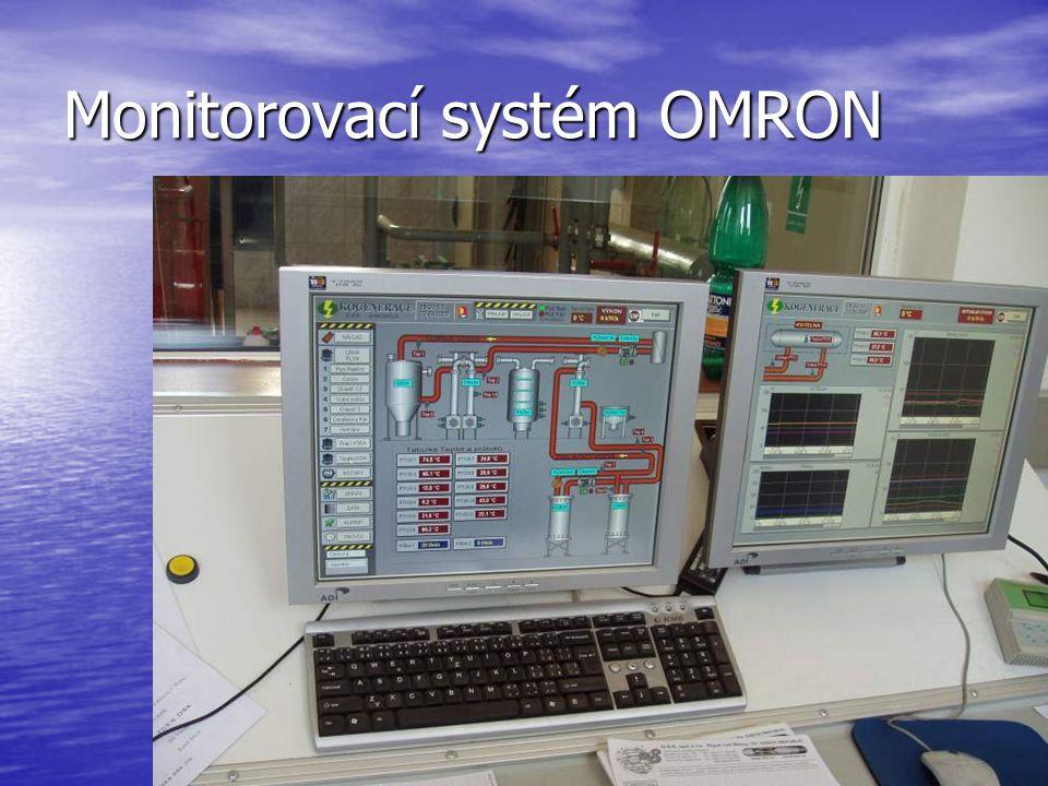 Monitorovací systém OMRON