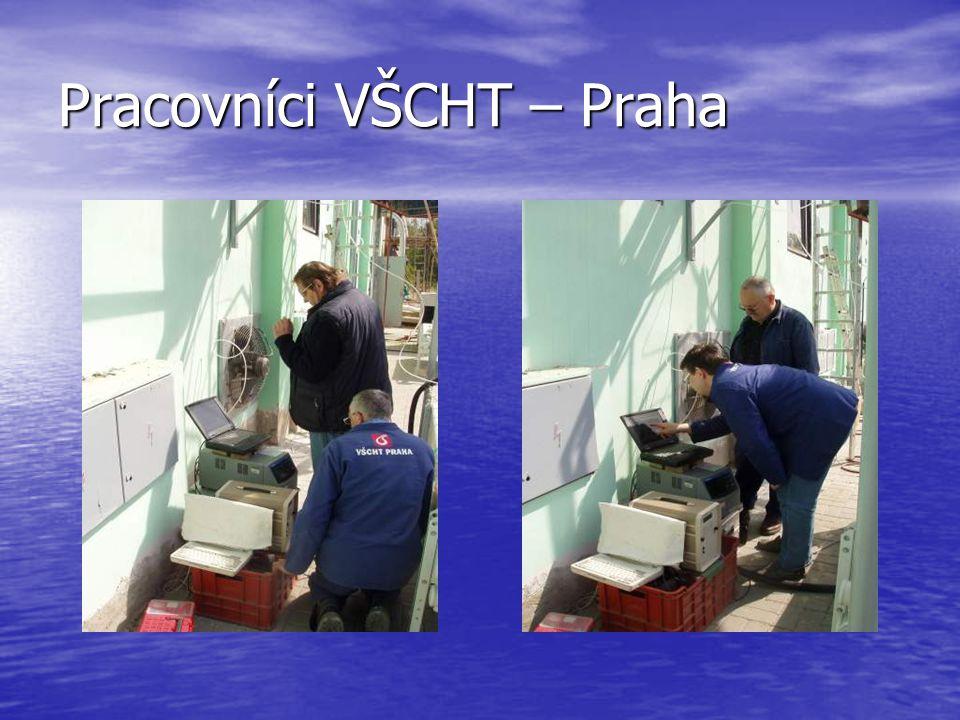 Pracovníci VŠCHT – Praha