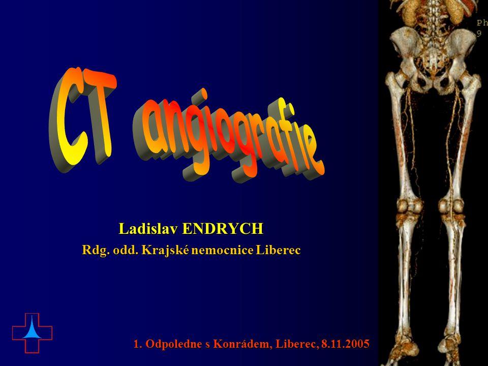 Ladislav ENDRYCH Rdg. odd. Krajské nemocnice Liberec