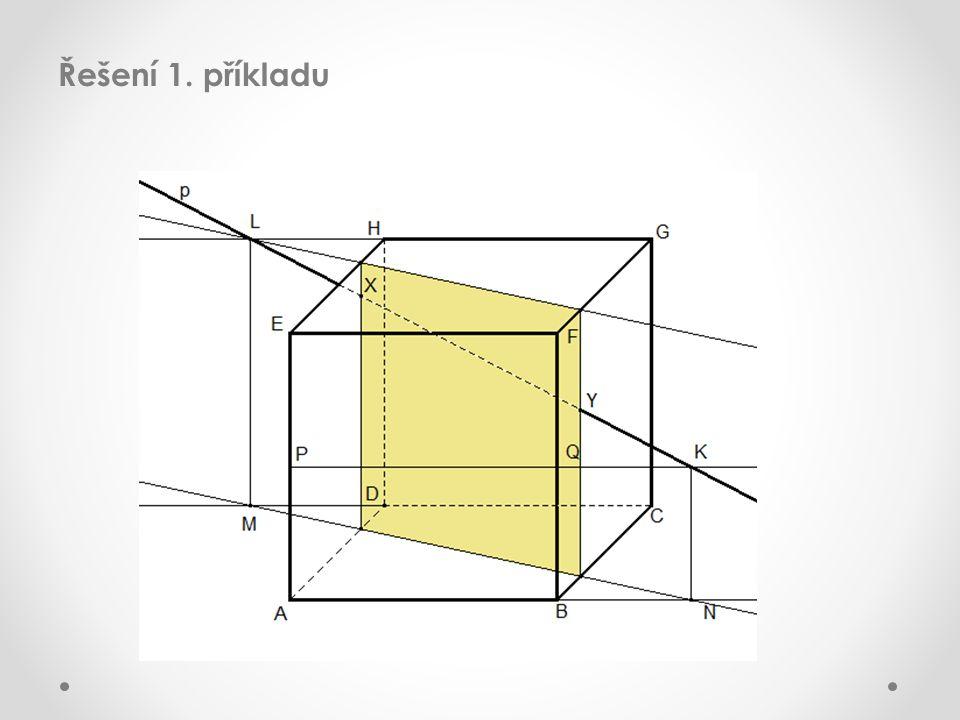 Řešení 1. příkladu
