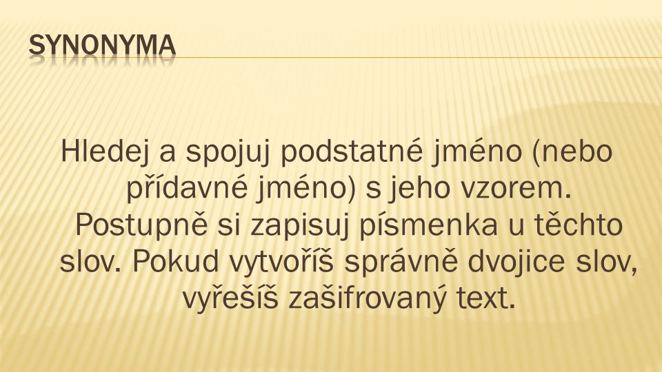 synonyma