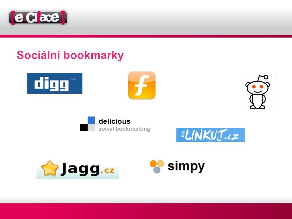 Sociální bookmarky