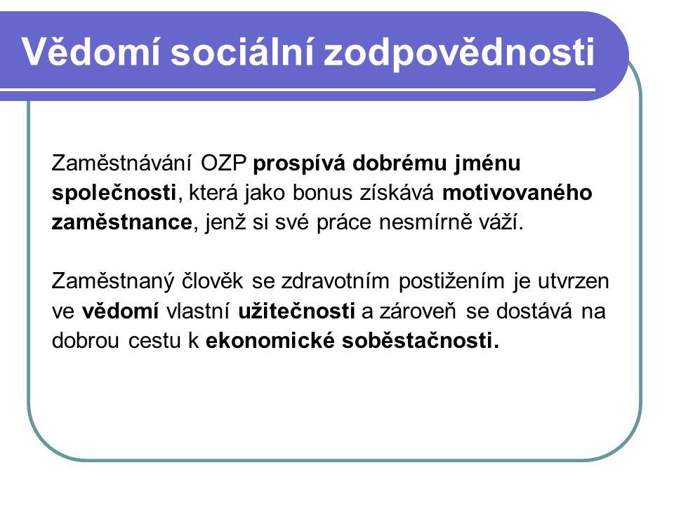 Vědomí sociální zodpovědnosti