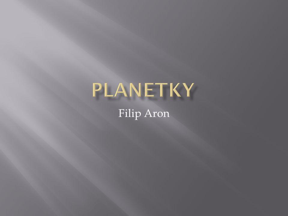Planetky Filip Aron