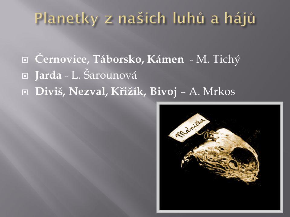 Planetky z našich luhů a hájů
