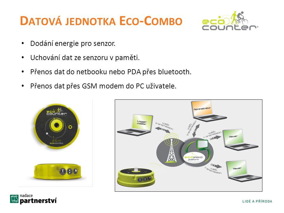 Datová jednotka Eco-Combo