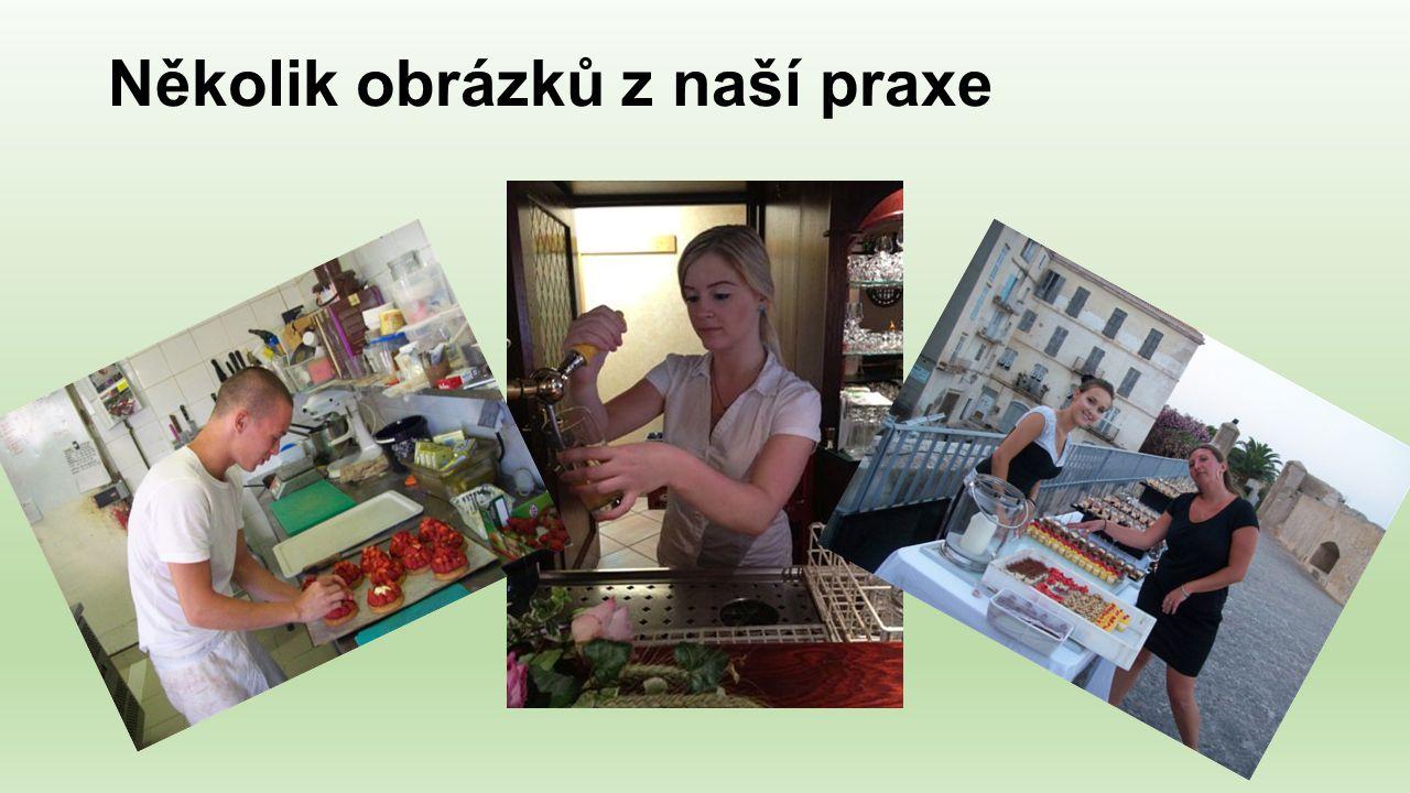 Několik obrázků z naší praxe