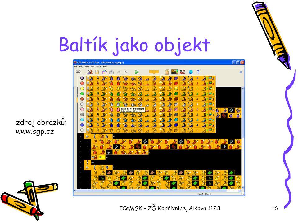 ICeMSK – ZŠ Kopřivnice, Alšova 1123