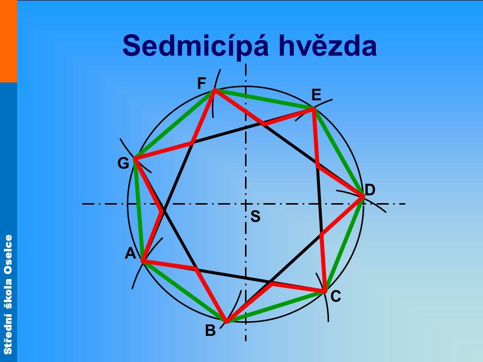 Sedmicípá hvězda F E G D S A C B