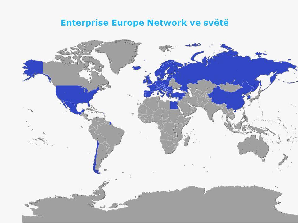 Enterprise Europe Network ve světě