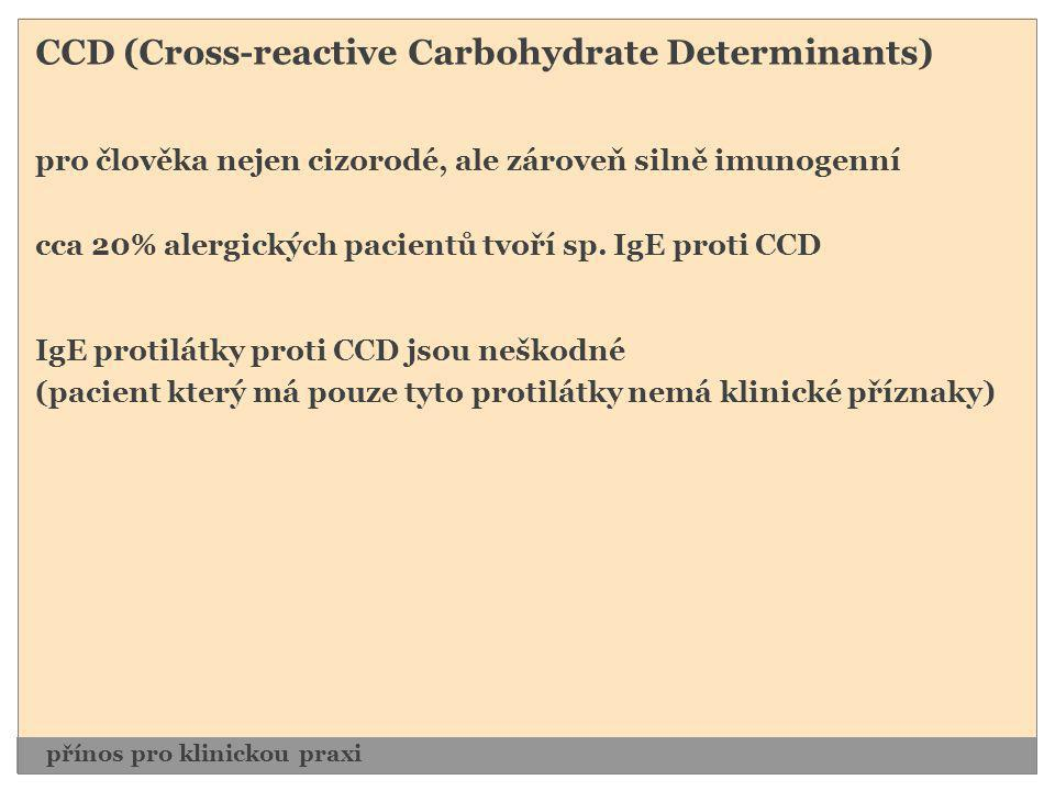 CCD (Cross-reactive Carbohydrate Determinants)