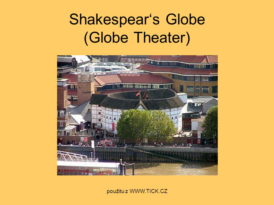 Shakespear's Globe (Globe Theater)