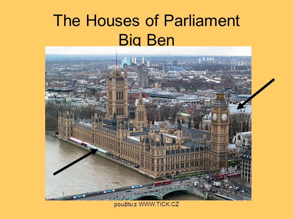 The Houses of Parliament Big Ben