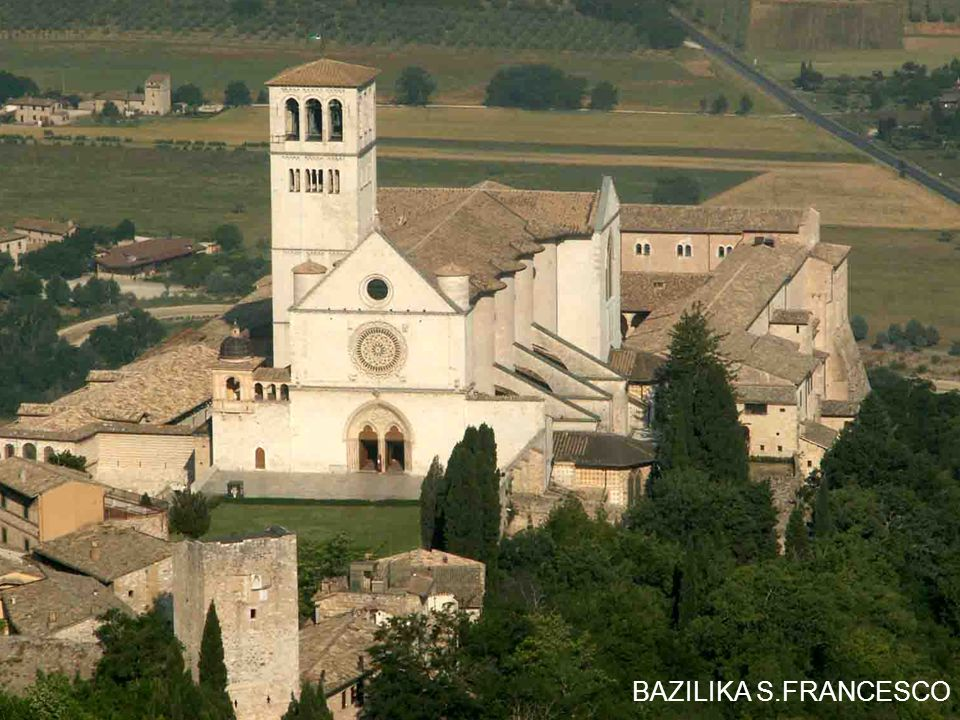 BAZILIKA S.FRANCESCO