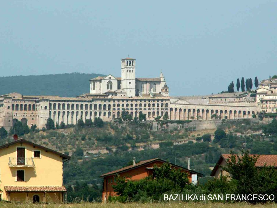 BAZILIKA di SAN FRANCESCO