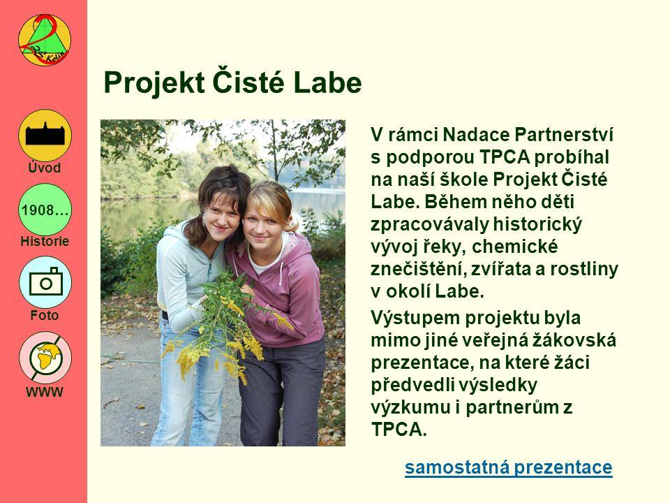 Projekt Čisté Labe