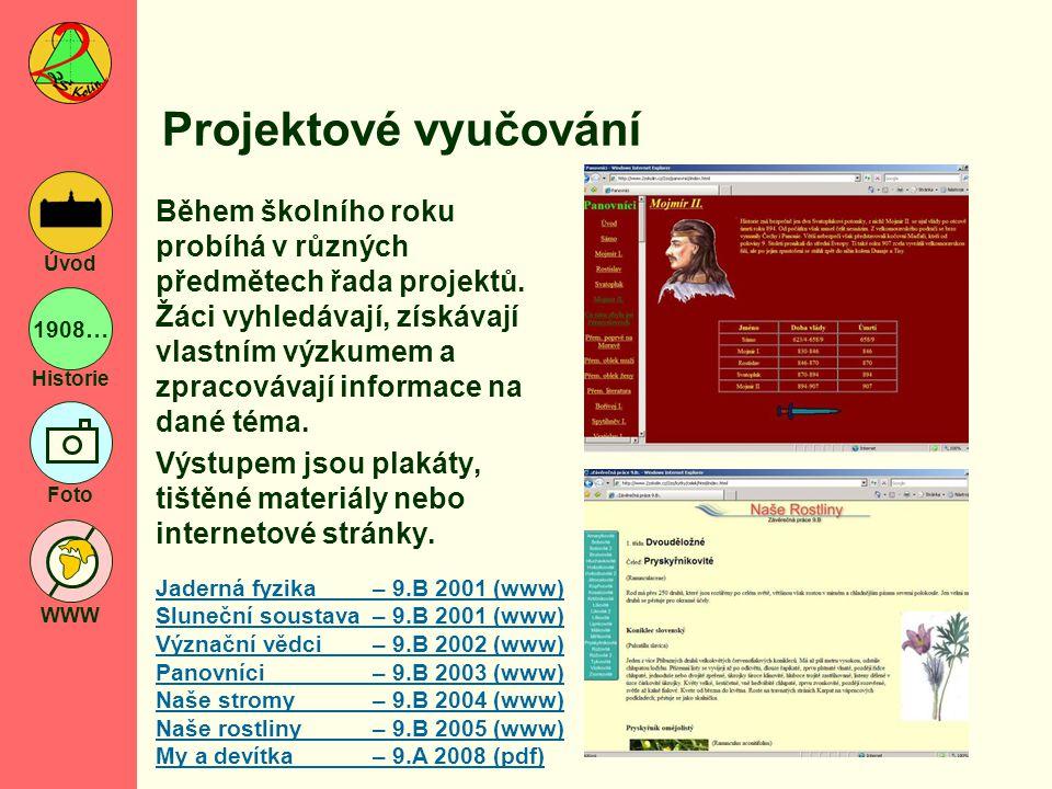 Projektové vyučování
