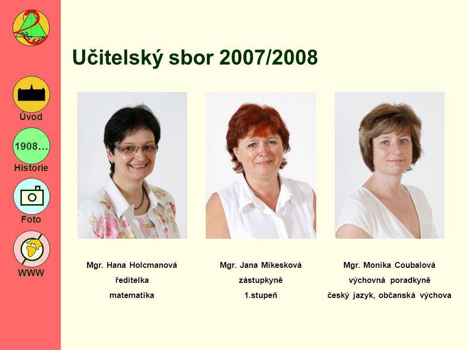 český jazyk, občanská výchova