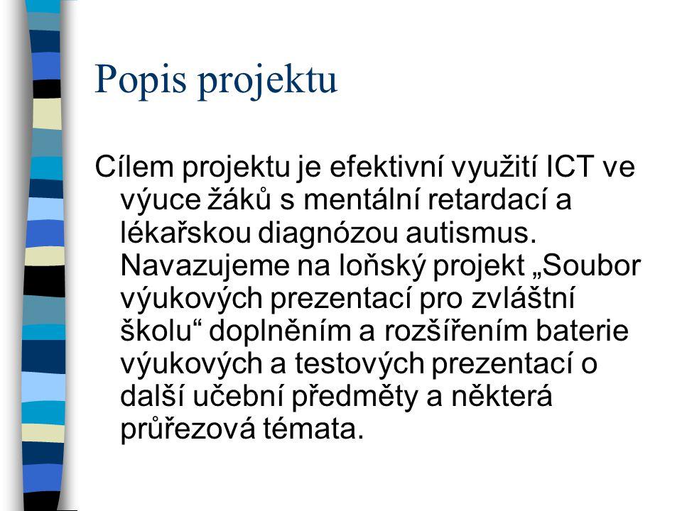 Popis projektu