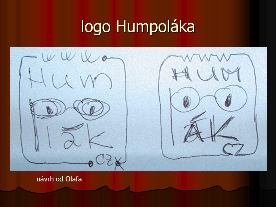 logo Humpoláka návrh od Olafa