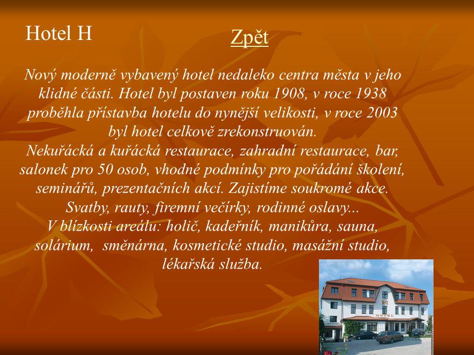 Strojírenská 372 591 01 Žďár nad Sázavou Tel. /Fax
