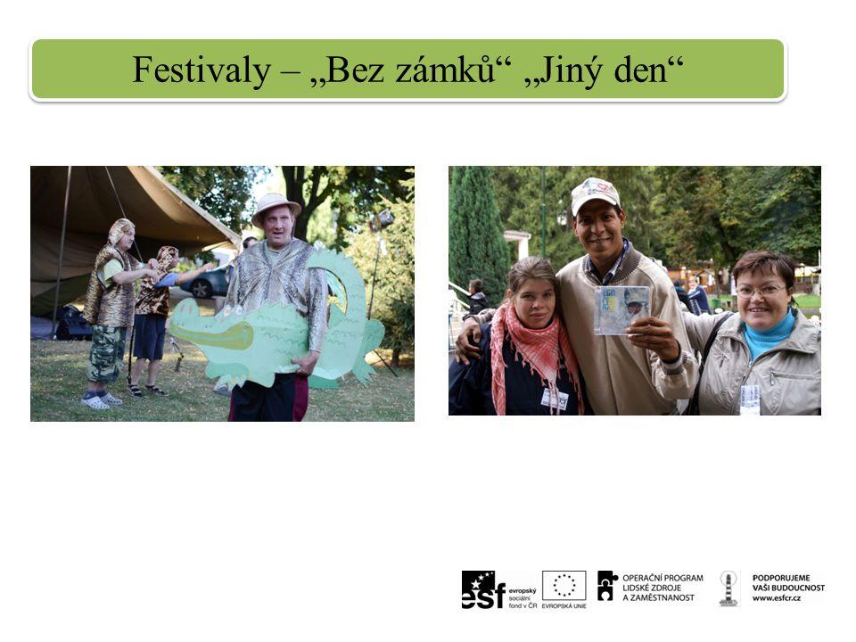 """Festivaly – """"Bez zámků """"Jiný den"""