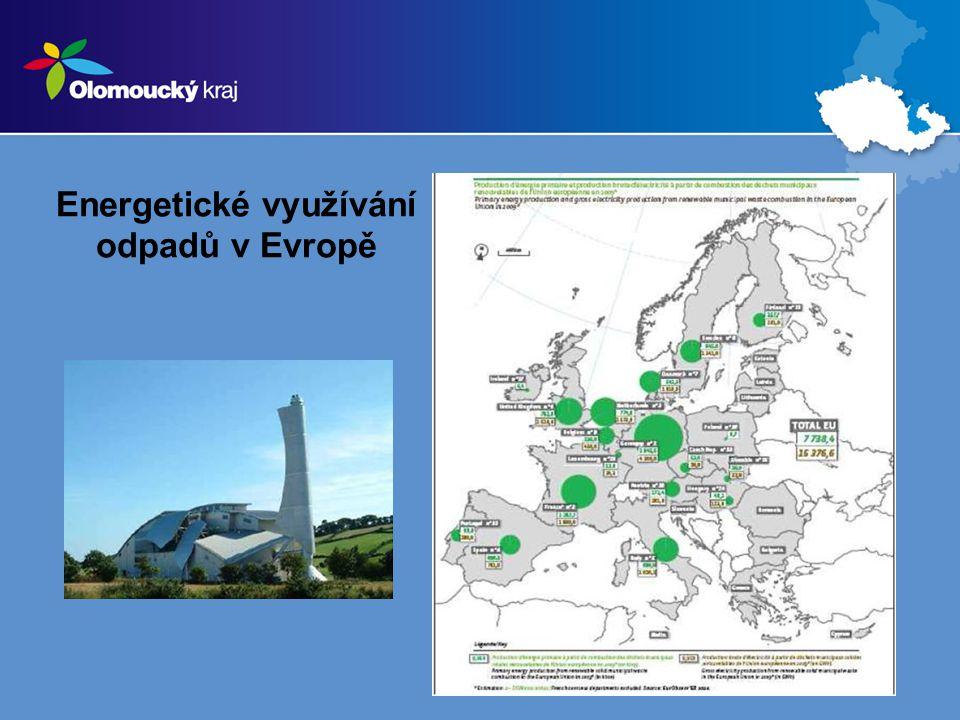 Energetické využívání odpadů v Evropě