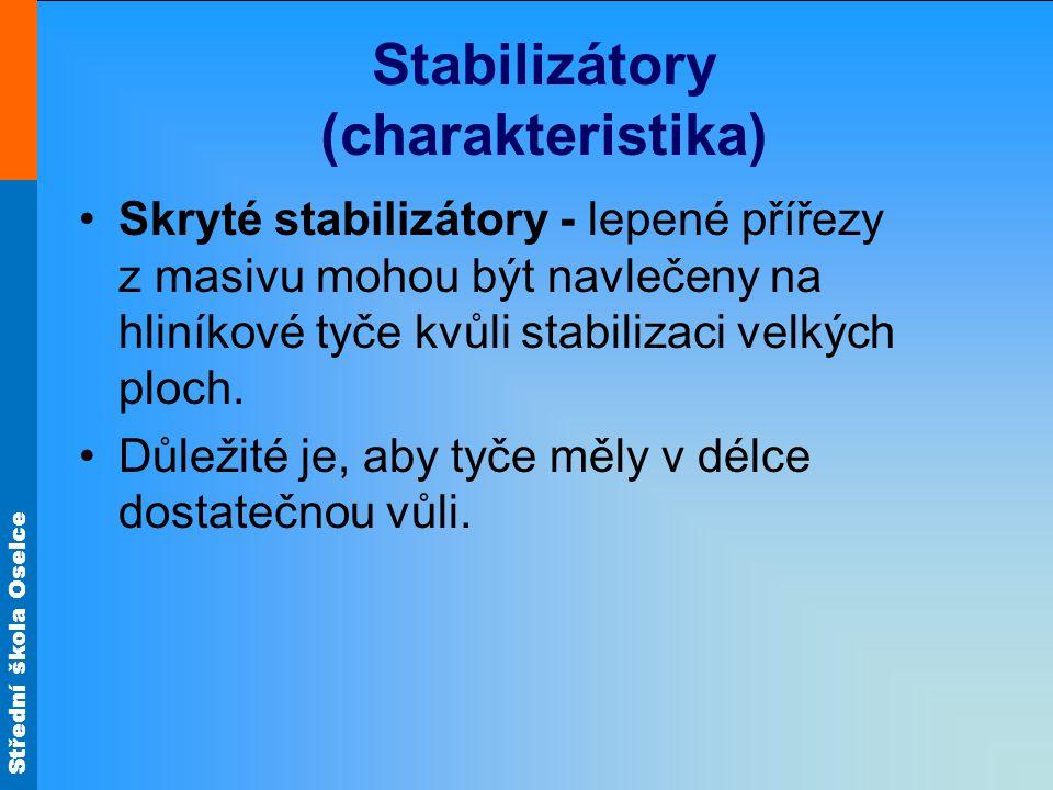 Stabilizátory (charakteristika)