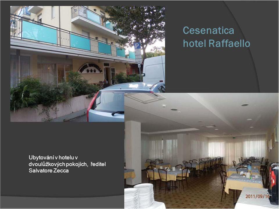 Cesenatica hotel Raffaello
